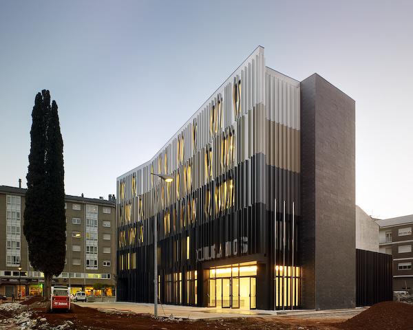 Edificio Xudicial en O Barco de Valdeorras