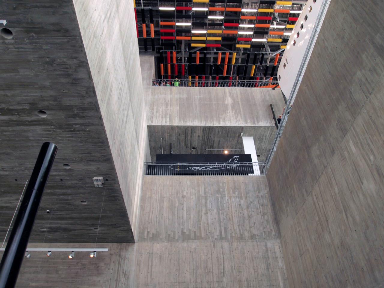 MUNCYT A Coruña - Acebo x Alonso - Premio de Arquitectura Joven_IX Bienal Española de Arquitectura y Urbanismo