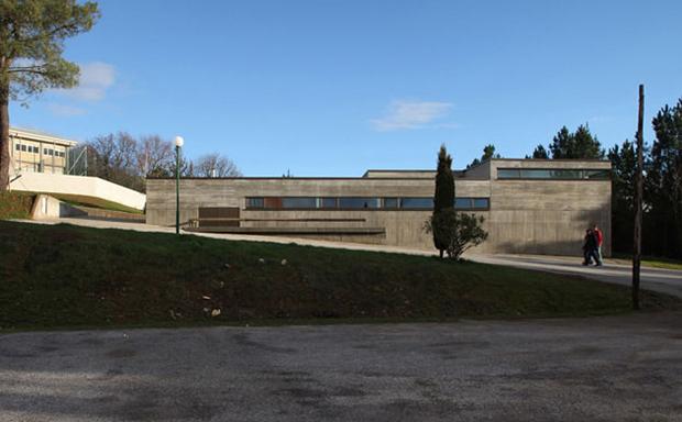 Centro Saúde de A Merca de ACXT Arquitectos
