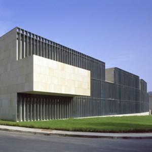 Centro de novas tecnoloxias de Francisco Mangado