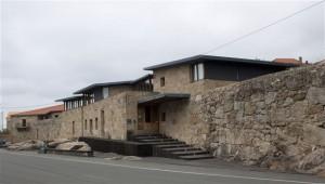 Rehablitación fábrica de salazón. A casa de Aldán | Alfonso Penela | Adrián Capelo