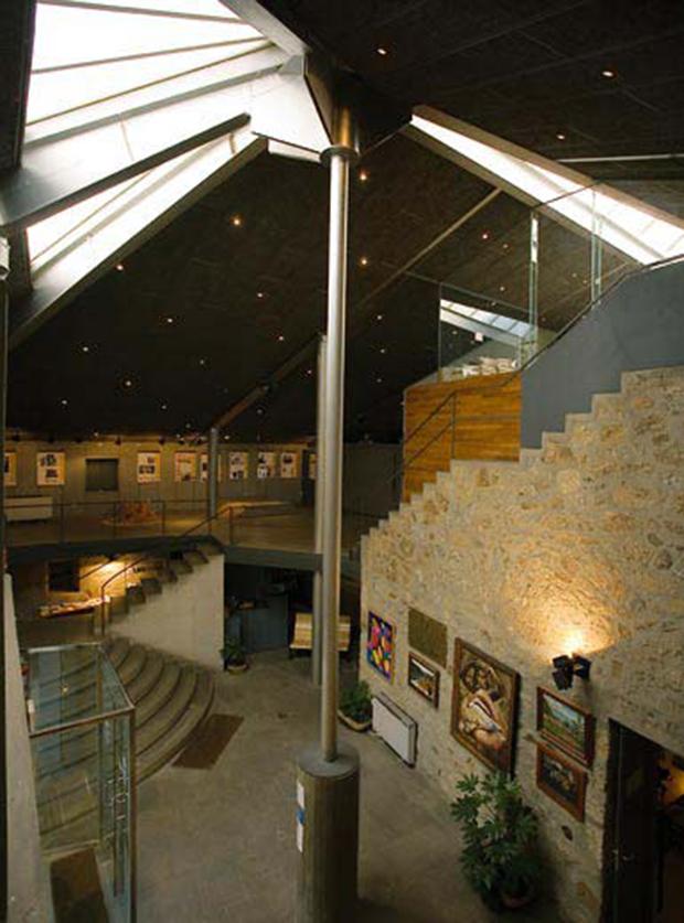 Casa da Cultura de Chantada de Manuel Gallego
