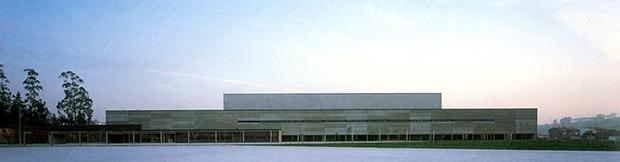 Palacio de Congresos e Exposicións de Galicia de Alberto Noguerol