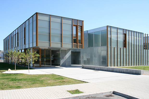 Centro de Saúde de Muros de Irisarri+Piñera