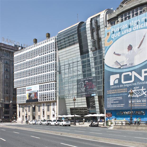 Fundacion Caixa Galicia en A Coruña | Nicholas Grimshaw | Adrián Capelo