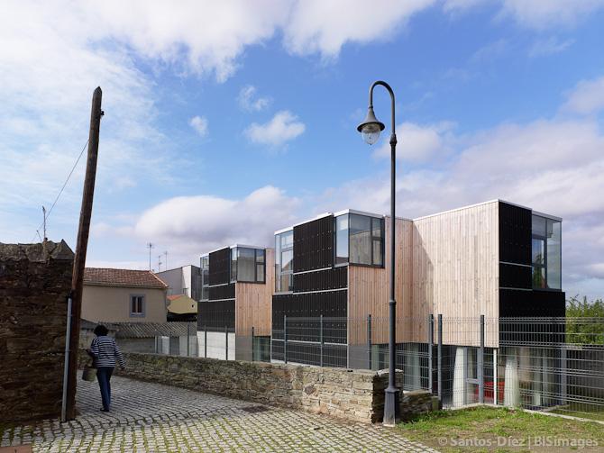 Vivenda en Oleiros - Emilio Rodriguez - Accesit Xoana de Vega 2012