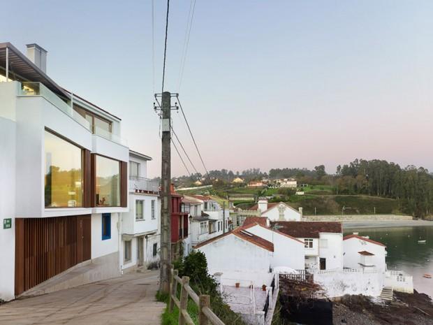 Vivenda en Redes   Diaz&Diaz Arquitectos   Accesit Xoana de Vega 2012