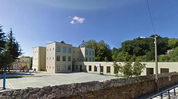 Escuela Pública Raíña Fabiola | Giorgio Grassi |  O Carme de Abaixo, Santiago de Compostela
