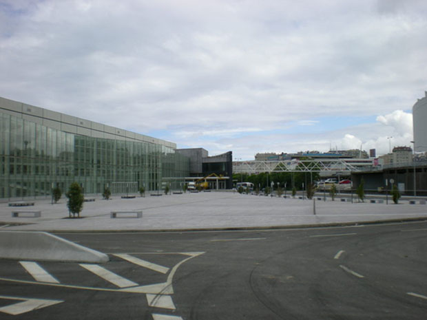 Recinto Ferial EXPOCoruña, Collarte Architects | A Coruña