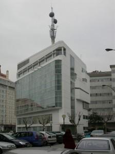 Edificio Red Eléctrica de A Coruña | Andrés Perea Ortega | A Coruña