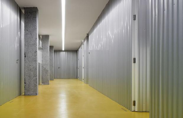 Oficinas de juzgados en A Estrada | Abalo+Alonso | A Estrada | Finalista IX Premios Saloni. Barcelona 2009