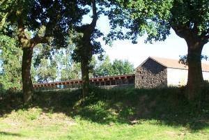 Centro de interpretación parroquial en Vedra