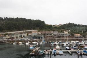 Equipamento no porto de Beluso | Jesús Irisarri Guadalupe Piñera | Adrián Capelo