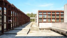 Cemiterio de Ponte Caldelas CSP Arquitectos