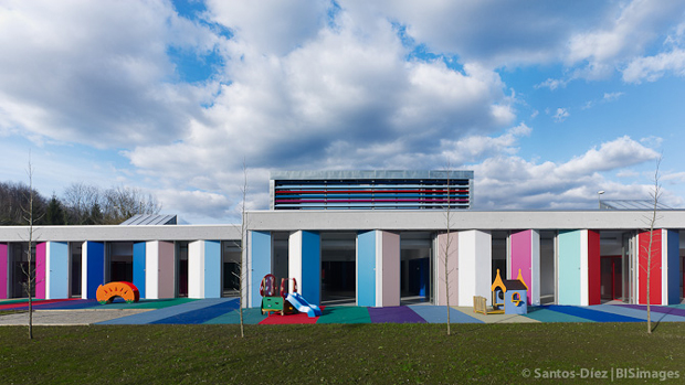 Escola infantil en Betanzos | Oscar Sanchez | Santos Diez