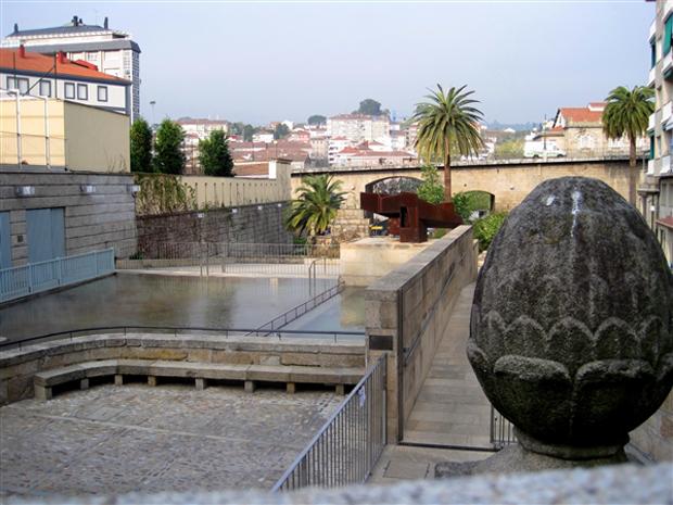 remodelacion de las burgas | Ourense | Xose Casabella