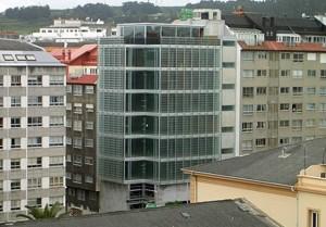 Edificio Administrativo | La Coruña | QRC