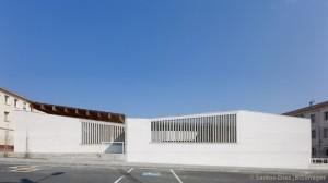 Centro social San Pablo | Ferrol | Ameneiros Rey | Santos-Diez