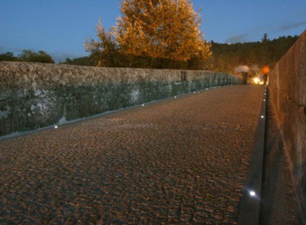 Intervencion en puente medieval | Ponteledesma | abalo alonso | xurxo lobato