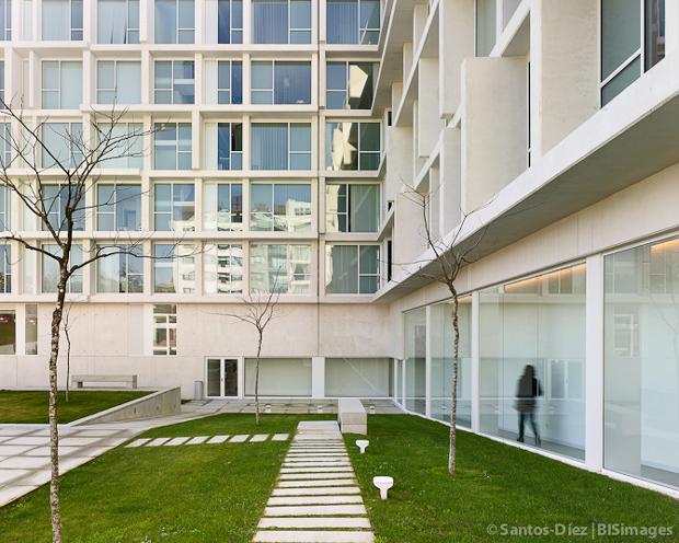 Arial M6 | Santiago de Compostela | Carbajo barrios Arquitectos | Santos Diez