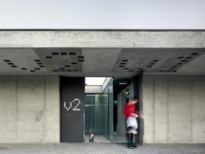 Vestuarios Santa Isabel | Santiago de Compostela | Sabin+Blanco | Santos Díez