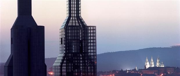 torres da cidade da cultura