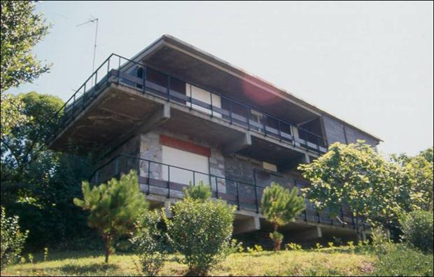 vivendas aluminio Rafael de la Joya Castro y Manuel Barbero Rebolledo bens coruña