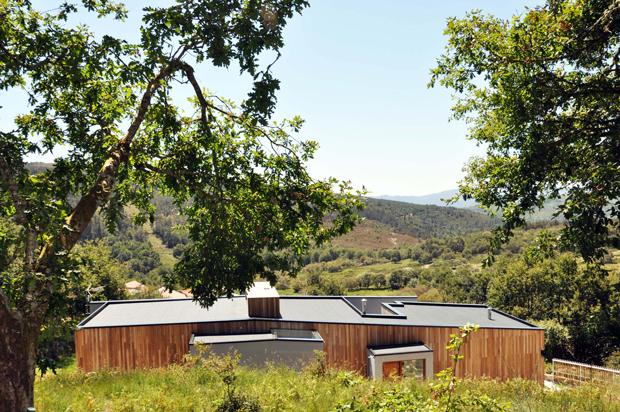 Vivienda Saco-Valiñas | Magros Beariz | mccl arquitectos