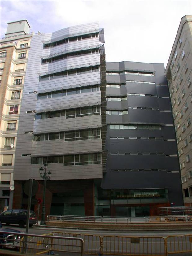 Centro de Saude Rosalia de Castro | Vigo | Gabriel Santos Zas