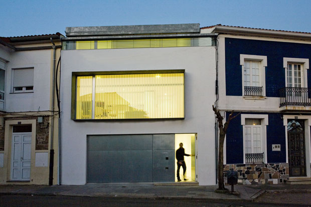 Barro House   2es+ oficina de arquitectura   Santos Díez