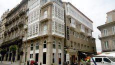Rehabilitación edificio Elduayen 2 Vigo Rafael M. Cabeza Rey-Stolle, Santiago Castro Paz, José Antonio González González e Francisco Javier Mariño Mendoza
