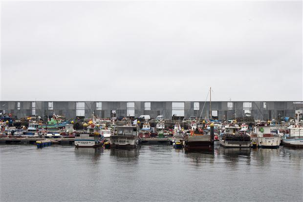Departamentos de pescadores en Cangas | Jesús Irisarri Guadalupe Piñera | Adrián Capelo