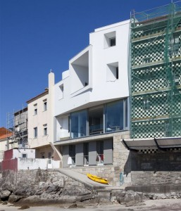 Casa en Corrubedo | David Chipperfield | Adrián Capelo