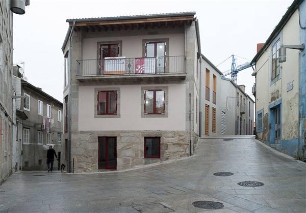 Cendon - Vaquez - Vivendas en Vigo