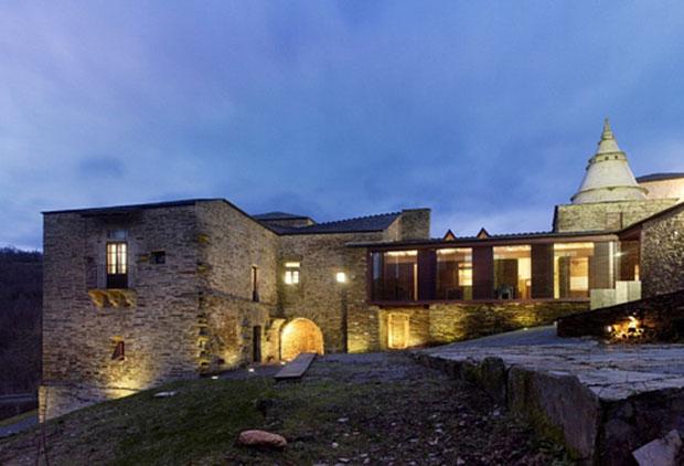 Rehabilitación para albergue y museo de la Casa Grande de Luisío | HIVAS | Luisío. Samos