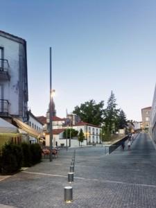 Urbanización de plaza pública de Abalo+Alonso