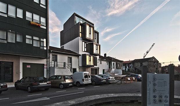 Reforma y ampliación de vivienda unifamiliar de Victor Hermo