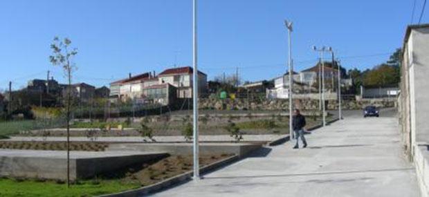 Plaza en A Pousa   72700952 arqutiectos    A Pousa