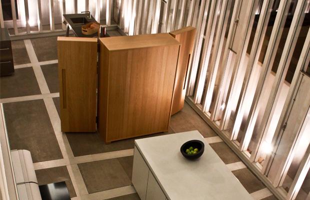 Tenda Introset Bulthaup A Coruña | Arquitecto | A Coruña | Finalista Premios FAD 2009 de Arquitectura Interior Finalista Premios Saloni 2009 de Arquitectura Interior