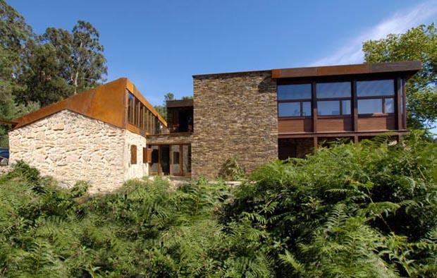 Vivenda paraxe de Vilapouca | Cendon-Vázquez | Premio Gran de Area 2005