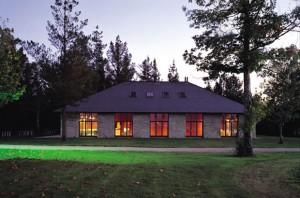 Casa Club de Golf de Guitiriz | Diaz&Diaz Arquitectos