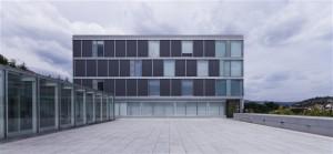 Biblioteca Central do Campus de Ourense | ACXT | Adrián Capelo