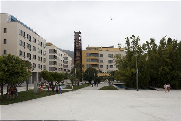 Conxunto Residencial 'Quinteiro Massó' | Junquera Arquitectos e Teodoro Francisco Antes | Adrián Capelo