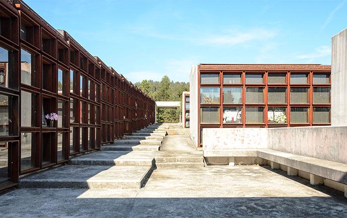 Ampliación Cemiterio Municipal de Ponte Caldelas CSP Arquitectos