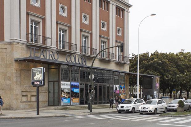 Rehabilitación do Teatro Colón   VIER   Adrián Capelo