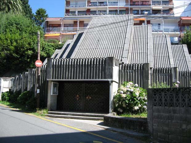 igrexa magdalena | alfredo alcala | cabanas