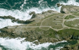 intervención en Punta Herminia