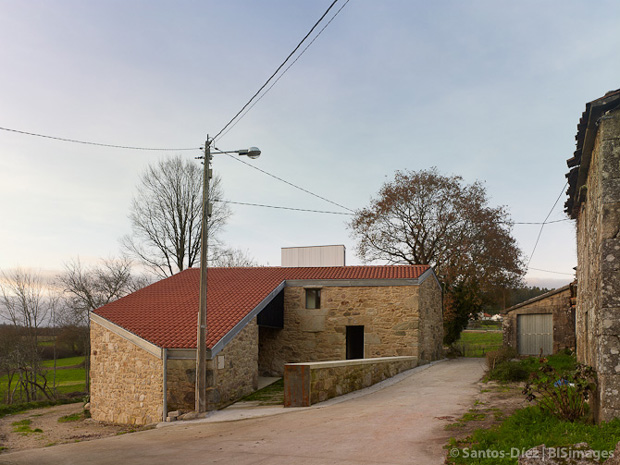 Fundación Rubido Romero | Padin | abaloalonso arquitectos | Santos Diez