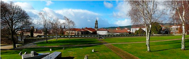 Jardines de Bonava   Santiago de Compostela