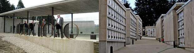 Ampliación do cemiterio de Sarria | Dopi Arquitectos Asociados | La Voz de Galicia